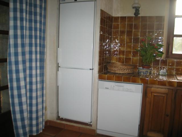 Frigidaire et machine à laver