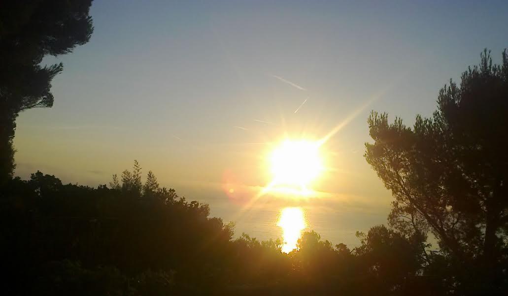 Un soleil généreux inonde la journée