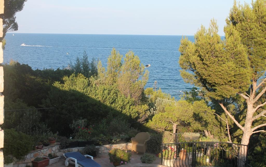 Vue panoramique à l'est