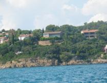 La villa à proximité de la plage du Boucharel
